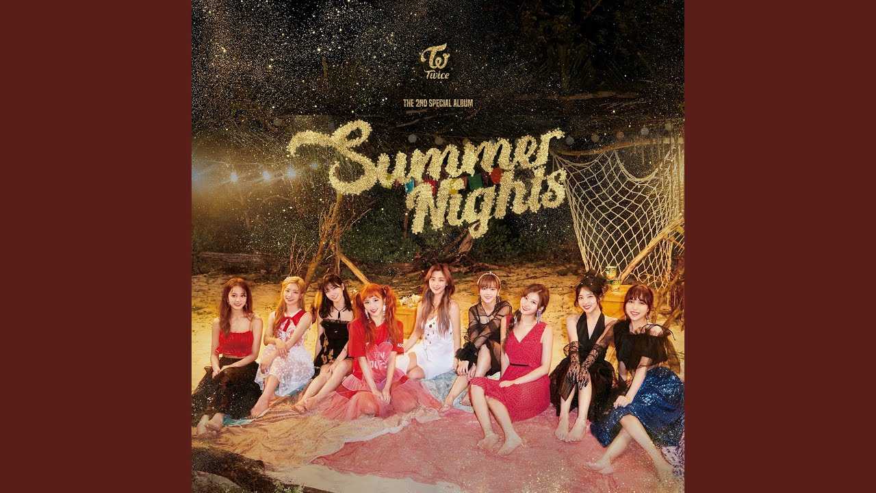 [中韓對照] TWICE - Dance The Night Away 中文歌詞