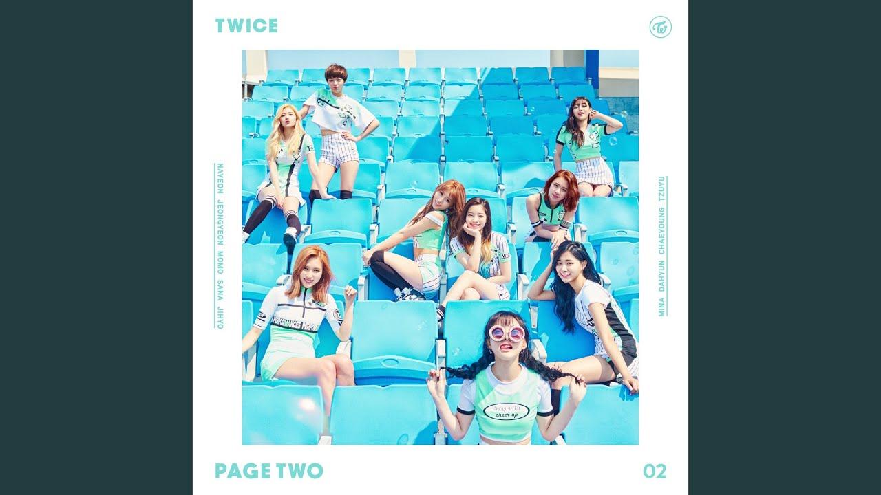 TWICE - CHEER UP 繁中認聲歌詞&應援詞 [中韓對照]